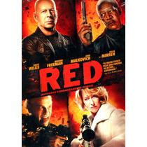 Dvd Red ( 2010 ) - Robert Schwentke / Bruce Willis / John Ma