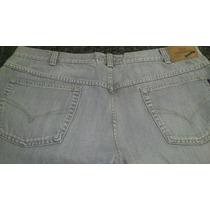 Calça Jeans Nova Cinza Claro Via Veneto Original-54