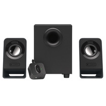 Bocinas Logitech Z213 2.1 Canales Multimedia Speakers