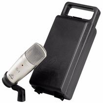 Microfone Condensador Behringer C1 Profissional Garantia