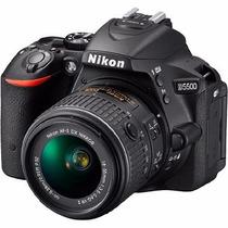 Nikon D5500 Kit 18-55 24mp Wifi Reflex Full Hd Nueva Camara