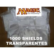 1.000 Sleeves Shields Magic The Gathering Mtg Protetores