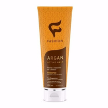 Kit Argan Active Fashion Cosmeticos 12 Unidades + Brinde