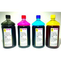 1 Litro Tinta Recarga Cartucho Impressora Hp 122 74 901 60