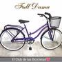 Bicicleta Dama Full Rod 26. Oferta!!