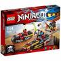 Lego Ninjago 70600 Persecucion En La Moto Ninja Mundo Manias