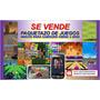 Paquetazo De Juegos Para Samsung Omnia 2 I8000 Envio Gratis