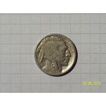 Estados Unidos 5 Centavos Bufalo 1936