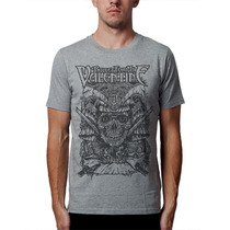 Camiseta Bullet For My Valentine Blusas Regatas Bandas Rock