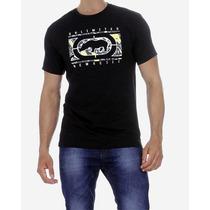 Camiseta Masculina Ecko Unltd Preta