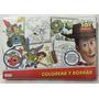 Colorear Y Borrar Toy Story Disney Art Dts07934