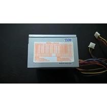 Fuente De Poder Pc Atx 550w 20/24 Pines Intel Amd (usada)