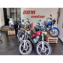 Suzuki Gn 125 0km Creditos En El Acto Dbm Motos