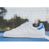 adidas stan smith azul claro