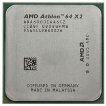 Amd Athlon 64 X2 6000+ | 2 Nucleos | 3 Ghz | Am2