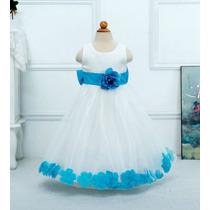 Vestido Festa Infantil Formatura/casamento/daminha