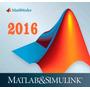 Matlab Y Simulink 2016 Ingeniería Matemática / Mac / Pc