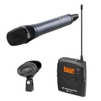 Microfono Inalámbrico Sennheiser Ew135-p G3 Montura Cámaras