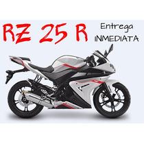 Moto Zanella Rz 25 R 2017 0km