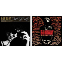 Cd Enrique Bunbury Archivos Vol 1 Y 2 Open Music