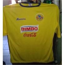 América Lote 4 Camisas 1 Short Nike 1 Bandera 1 Tarjeta