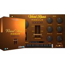 Studiolinked - Vocal Runs Module/vst/pc