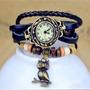 Relojes Vintage Pulsera Todos Los Colores!!!