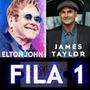 Entradas Elton John James Taylar Vip Platino D Lo Mejor!