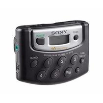 Sony Walkman Srf-m37w Sintonización Digital Tiempo / Fm / Am