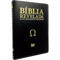 Bíblia Revelada Dinelson Comentada Luxo Preta