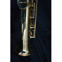 Sax Soprano Newport Nw - Ss615 - Usa {[(. Black Friday)]}