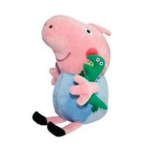 George Pig Pelúcia Boneco Pepa Discovery Peppa Pig