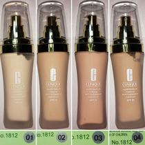 Base Clinique 80 Ml C/protector Solar Oferta Maquillaje