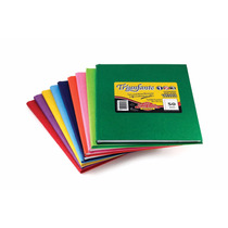 Cuaderno Triunfante 123 X 50 (abc) Araña Var Colores X 5 U