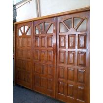 Portón Madera Y Puerta Quebracho Blanco