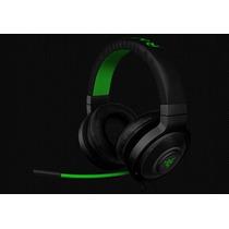 Razer Kraken Pro Black 7.1 Nf Garantia 1 Ano - Pc Ps4
