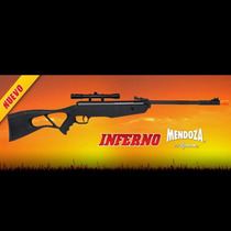 Rifle Deportivo Inferno Mendoza By Crosman + Extras