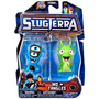 Slugterra Serie 3 Mini Figura 2-pack Enredos & Mo [incluye