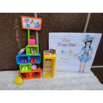Boneca Barbie Loja De Sapatos Estrela Anos 80