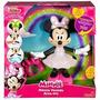 Boneca Minnie - Vestido Arco-íris - Mickey Mouse Club House