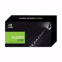 Placa De Video Quadro K2000 2gb Gddr5 128bits Nvidia Vga Pny