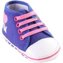 Zapato Tenis Bebe Te Amo Papá