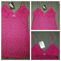 Forever 21-camisolin/baby Doll-s-fucsia