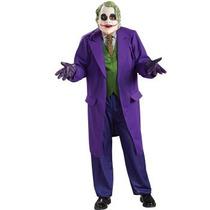 Disfraz De Joker Guason Batman Para Adultos Envio Gratis