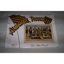 Peñarol.almanaque Popular 1953 Completo..