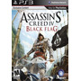 Assassins Creed Iv Black Flag Ps3, Nuevo Y Sellado
