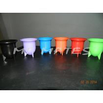 Mate Plastico Alto Impacto Colores Varios. Mf Mates