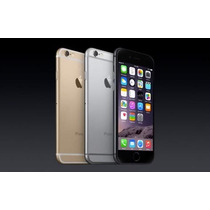 Celular Apple Iphone 6 Plus 128gb 12 Meses Garantía