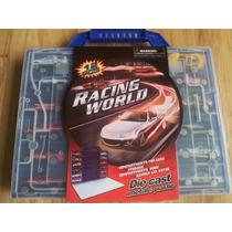 Maletin De Carros Racing Cars/12 Carritos