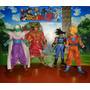 Dragon Ball Z - Set X4 (broly, Bardock)